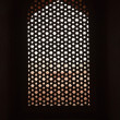 Marble screen window - Stock Photo
