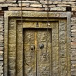 Gates of Sangla Fort — Stock Photo