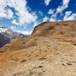 Road in Himalayas - Stock fotografie