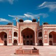 Stock Photo: Humayun's Tomb, Delhi, India