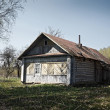 Abandoned house — Stock Photo