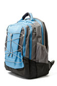 Backpack isolated — Stock Photo
