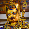 Guru Padmasambhava statue - Stock Photo
