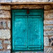 Indian window - Foto Stock