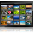 Tablet PC - Stockfoto