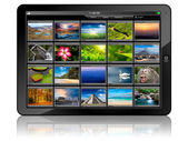 Tablet pc — Photo