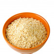 Dry oat grains - Foto de Stock  