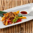Japanese Stir Fried Vegetables — Stock Photo #6983232