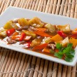 Stir Fried Vegetables — Stock Photo #6995743