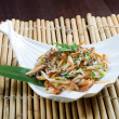 Chinese dish pig ear - Stock Photo