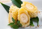バナナ デザート — ストック写真