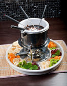 Fondue — Stock Photo