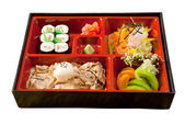 Japanese Bento Lunch — Stock fotografie
