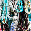 Considerable quantity of jewelry — Stock Photo