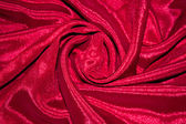 Red silk — Stock Photo
