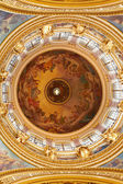 Saint Isaak Cathedral, interior of the main dome. — Stock Photo
