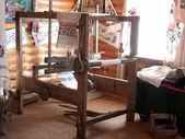 古代织机乌克兰 — 图库照片