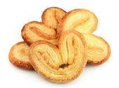 Ciasteczka. słodki precle — Zdjęcie stockowe