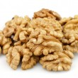 Dried walnuts — Stock Photo