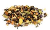 Grassy tea with cardamom — Stock Photo