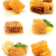 Royalty-Free Stock Photo: Collection of honey