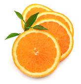 Sweet and juice orange — Stock Photo