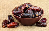 Dried dates — Stockfoto