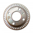 Stock Photo: Wheel rotor