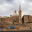 View of Valletta, Malta. — Stock Photo