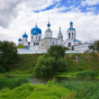 Monastery in Bogolyubovo — Stock Photo #6878939