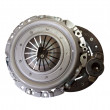 Auto parts - automotive engine clutch - Stock Photo