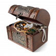 Treasure chest - Lizenzfreies Foto