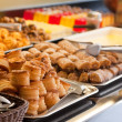Pastry in buffet — Stock Photo #6879050