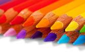 铅笔在惠特 — 图库照片
