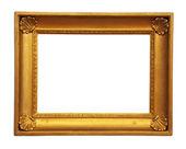 Złoty stelaż — Zdjęcie stockowe
