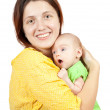 Mother with her baby. — Stock Photo #7609915