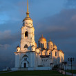 Assumption cathedral  in  sunset — Stock Photo