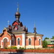 Church of St. Seraphim of Sarov — Stok Fotoğraf #7632155