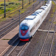 High-speed train — Stock Photo #7632222