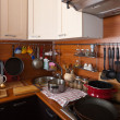 Foto Stock: Interior of kitchen