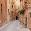 Old picturesque street — Stock Photo