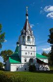 Church of the Intercession in Aleksandrov, Russia — Foto Stock