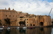 Senglea. Three cities, Malta — Stock Photo