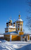Iglesia en muromr. rusia — Foto de Stock