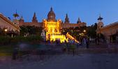 National Palace of Montjuic. Barcelona — Stock Photo