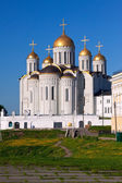 Dormition Cathedral in Vladimir — Стоковое фото