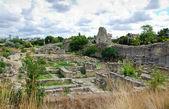 Antik kent khersones kalıntıları — Stok fotoğraf