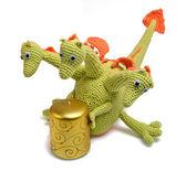 örme dragon — Stok fotoğraf