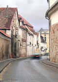 Vilnius oldtown street — Stock Photo