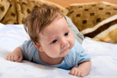 Portrait of young infants — Stock Photo